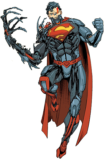 Cyborg Superman