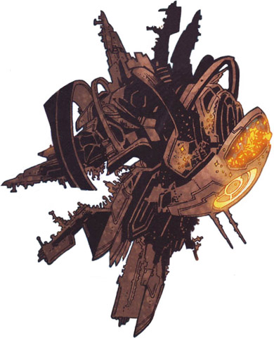 Ranx the Sentient City
